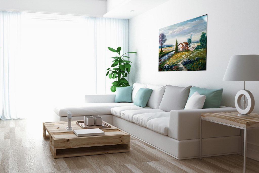 Wohnzimmer - Wohnen und entspannen. - Tischlerei Krug