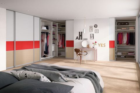 Projekt Schlafzimmer