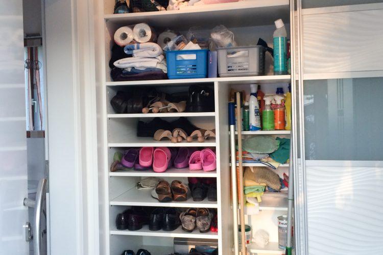 Stauraumlösungen schaffen Ordnung in Ihrem Zuhause