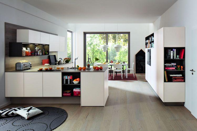 Entspannt kochen in maßfreier Küche